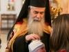 غبطة البطريرك يصلي مدائح العذراء مع طائفة رافيديا