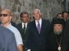 رئيس الوزراء متوجها نحوى البطريركية