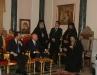 البطريرك يتحدث مع رئيس الوزراء ومرافيقية