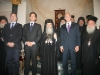 صورة تذكارية لزيارة رئيس الوزراء