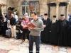 17الإحتفال بأحد حاملات الطيب في البطريركية