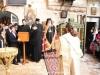 21الإحتفال بأحد حاملات الطيب في البطريركية