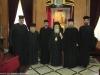 اتمام الاتفاقية بين بطريركية الروم الارثوذكسية وبطريركية رومانيا