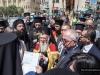 استقبال صاحب الغبطة البطريرك المسكوني كيريوس كيريوس برثلماوس في مدينة بيت لحم المقدسة