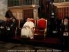 مقابلة غبطة البطريرك المسكوني وقداسة البابا في كنيسة القيامة المقدسة