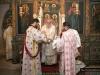 الاحتفال بذكرى ابونا البار انوفريوس في بطريركية الروم الارثوذكسية