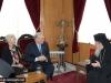 01حاكم ولاية ميسوري في الولايات المتحدة يزور البطريركية ألاورشليمية