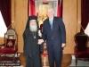 08حاكم ولاية ميسوري في الولايات المتحدة يزور البطريركية ألاورشليمية