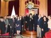 10حاكم ولاية ميسوري في الولايات المتحدة يزور البطريركية ألاورشليمية