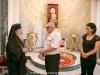 مجموعة كبيرة من رعية الجديدة تزور بطريركية الروم الارثوذكسية