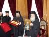 02بعثة كنسية من البطريركية الرومانية تزور البطريركية ألاورشليمية