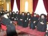 05بعثة كنسية من البطريركية الرومانية تزور البطريركية ألاورشليمية