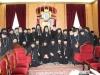 11بعثة كنسية من البطريركية الرومانية تزور البطريركية ألاورشليمية