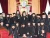 12بعثة كنسية من البطريركية الرومانية تزور البطريركية ألاورشليمية