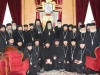 13بعثة كنسية من البطريركية الرومانية تزور البطريركية ألاورشليمية
