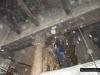 برنامج التنظيف السنوي في كنيسة المهد المقدسة في بيت لحم