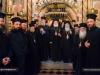 08غبطة بطريرك الاسكندرية وغبطة رئيس أساقفة قبرص في زيارة رسمية للبطريركية الاورشليمية