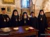 13غبطة بطريرك الاسكندرية وغبطة رئيس أساقفة قبرص في زيارة رسمية للبطريركية الاورشليمية