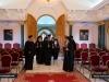 14غبطة بطريرك الاسكندرية وغبطة رئيس أساقفة قبرص في زيارة رسمية للبطريركية الاورشليمية