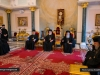 15غبطة بطريرك الاسكندرية وغبطة رئيس أساقفة قبرص في زيارة رسمية للبطريركية الاورشليمية
