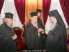 نيافة مطران لاريسا في بطريركية الروم الارثوذكسية