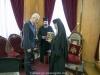 ممثل الدولة الهنغارية في السلطة الفلسطينية يزور بطريركية الروم الارثوذكسية